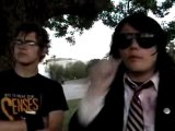 My Chemical Romance .- . Interview Gerard & Mikey Way