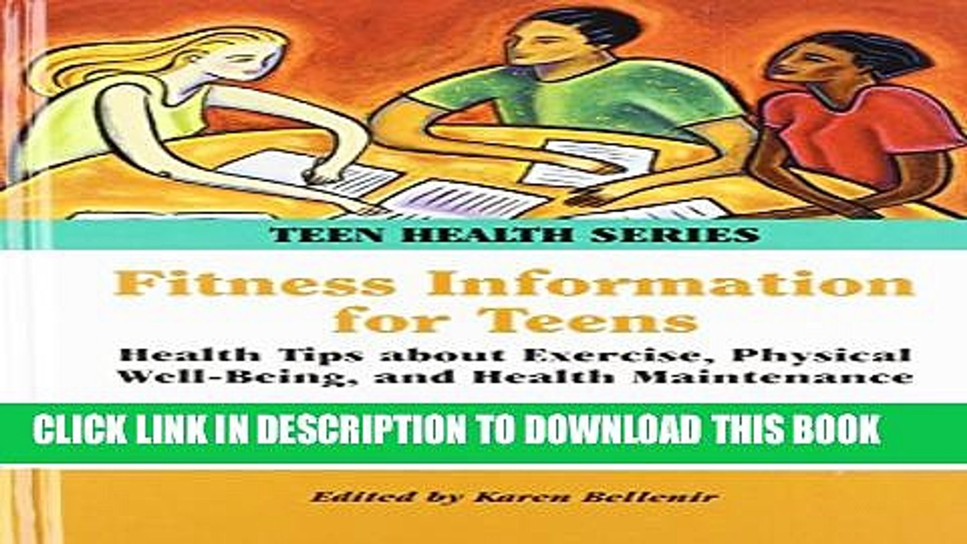 [PDF] Fitness Information for Teens: Health Tips about Exercise, Physical Well-Being, and Health