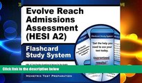 Big Deals  Evolve Reach Admission Assessment (HESI A2) Flashcard Study System: HESI A2 Test