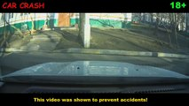 Crazy Russian drivers crash their cars on the roads Car accident compilation Video # 321