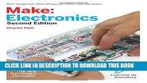 [PDF] Make: Electronics: Learning Through Discovery Full Collection[PDF] Make: Electronics: