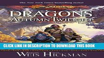 [PDF] Dragons of Autumn Twilight: Chronicles, Volume One (Dragonlance Chronicles) Popular Collection