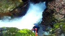 Canyoning extreme - France