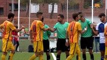 [HIGHLIGHTS] FUTBOL (Juvenil): Sabadell-FC Barcelona 'A' (1-3)