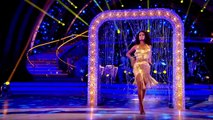 Naga Munchetty & Pasha Kovalev Cha Cha to 'Fool In Love' - Strictly Come Dancing 2016 - Week 2