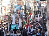 Muharram Jaloos: Muslims express mourning in Muharram Jaloos in Lucknow and Ranchi
