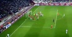 Jagos Vukovic  Goal - Konyaspor1-0Adanaspor AS 02.10.2016