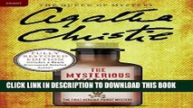 [PDF] The Mysterious Affair at Styles: A Hercule Poirot Mystery (Hercule Poirot Mysteries) Popular