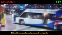 Other accidents with drivers road Car crash compilation of accidents on the highways and in the ci.