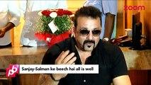 All Is Well Between Salman Khan and Sanjay Dutt - Bollywood News