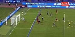 Edin Dzeko Goal - AS Roma1-0Inter 02.10.2016