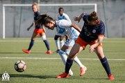 D1 féminine - OM 0-5 Montpellier : le résumé vidéo
