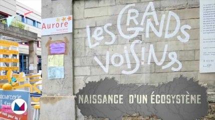Les Grands Voisins : un écosystème de l'ESS exceptionnel au coeur de Paris