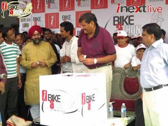 Allahabad-inext Bikeathon 2012
