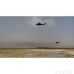 Turkish T-129 undergoing tests in Balochistan Pakistan Army