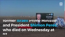 World leaders to attend funeral for Israel's Shimon Peres