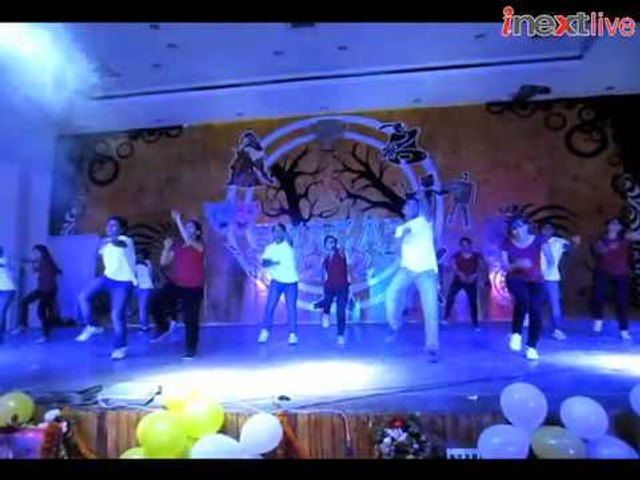Freshers party @ MNNIT Allahabad