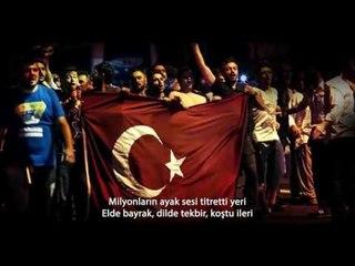 15 Temmuz Demokrasi Şarkısı