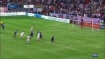 Brad Evans Penalty Goal HD - Vancouver Whitecaps FC 1-2 Seattle Sounders FC - MLS 02.10.2016
