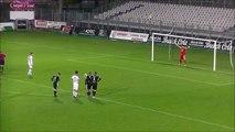 CFA 2 - Vannes OC 3 - 0 TA Rennes _ Le sauvetage de Jean-Franأ§ois Bأ©dأ©nik