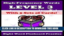 [PDF] High Frequency Words - Practice Level 3 Sight Words: 41 Sight Words for First Grade (Sight