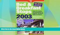 Big Deals  B b Stops in England, Scotland   Wales (Bed   Breakfast Stops in Britain)  Free Full