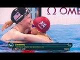 Swimming | Women's 100m Backstroke S13 final | Rio 2016 Paralympic Games