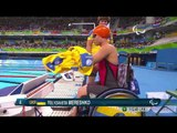Swimming | Women's 100m Freestyle S6 final | Rio 2016 Paralympic Games