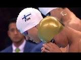 Swimming | Men's 100m Backstroke S13 final | Rio 2016 Paralympic Games