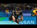 Table Tennis | Men's Team - Class 9/10 China v Spain Gold Medal Match 1 | Rio 2016 Paralympic Games