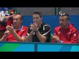 Table Tennis | Men's Team - Class 9/10 China v Spain Gold Medal Match 2 | Rio 2016 Paralympic Games