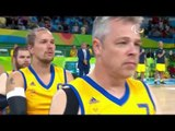 Wheelchair Rugby | Great Britain v Sweden | 5th–6th classification  | Rio 2016 Paralympic Games