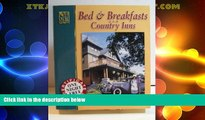 Big Deals  Bed and Breakfasts and Country Inns: The Official Guide to American Historic Inns  Best