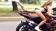 Crazy Girl Bike Riding Video Dirt Bike Riding