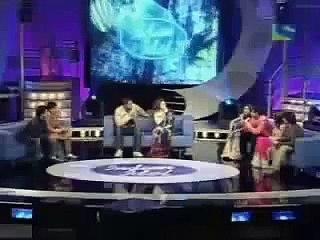 english celebrities singing hindi popular song
