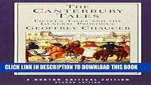 [PDF] The Canterbury Tales: Fifteen Tales and the General Prologue (Norton Critical Editions)