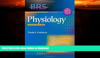 READ BOOK  BRS Physiology (Board Review Series)  BOOK ONLINE