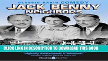 [PDF] Jack Benny Neighbors (Old Time Radio) (Classic Radio Comedy) Full Colection
