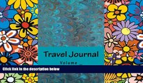 Big Deals  Travel Journal: Teal Art Cover (S M Travel Journals)  Free Full Read Most Wanted