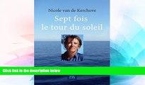 Big Deals  Sept fois le tour du soleil (Soleil de Mer) (French Edition)  Best Seller Books Best