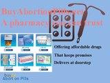 Introducing Abortion Pills And Birth Control Pills at BuyAbortionPills.net