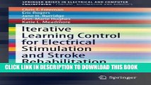 New Book Iterative Learning Control for Electrical Stimulation and Stroke Rehabilitation