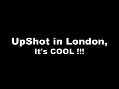 Seedcamp: UpShot in London, it's cool !!!