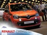 Renault Twingo GT en direct du Mondial de Paris 2016