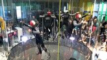 Championnat du monde de saut en parachute indoor