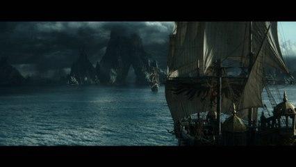 Pirates des Caraïbes 5 : la première bande-annonce !