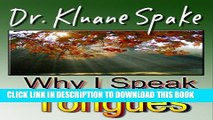 [New] Why I Speak In Tongues: Speaking in Tongues Exclusive Online