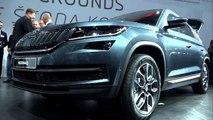Skoda Kodiaq - neues Kompakt-SUV