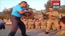Bordo Bereli Asker Dövüş Sanatı