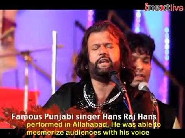 Hans Raj Hans mesmerizes Allahabad audiences
